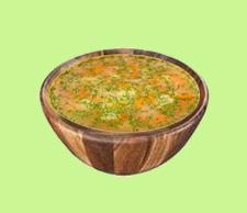 Soup potatos